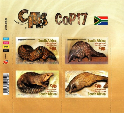 [The 17th CITES Conference - Convention on International Trade in Endangered Species, Typ ]