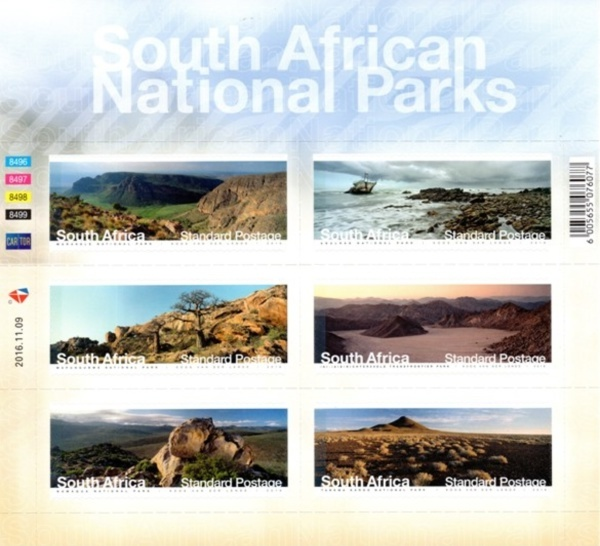[South African National Parks, Typ ]