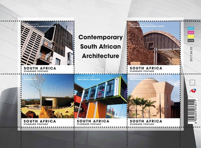 [South African Architecture, Typ ]