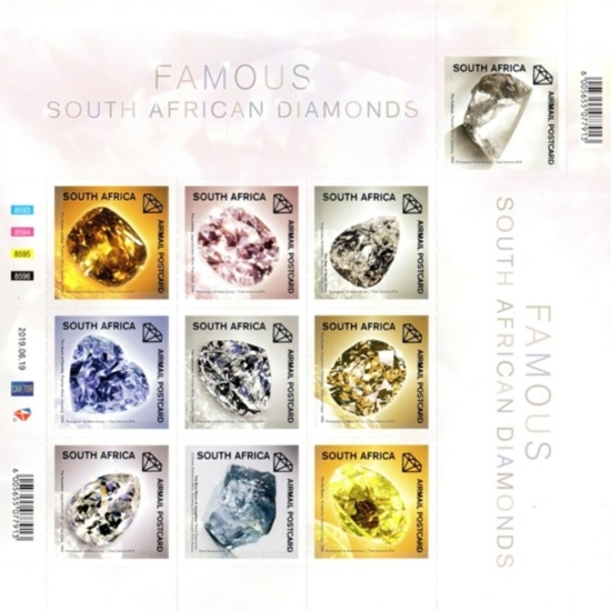 [Famous South African Diamonds, Typ ]