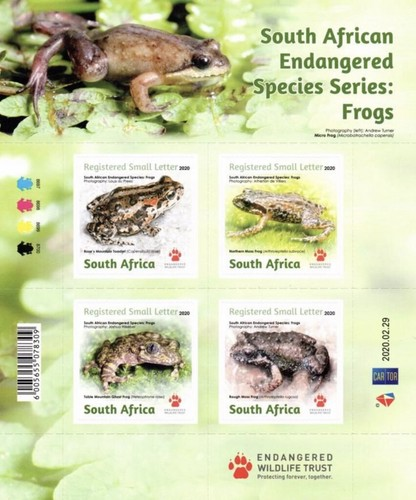 [Fauna - South Africa's Endangered Frogs, type ]