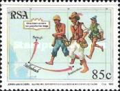 [National Stamp Day - Early 19th Century Postal Services, Typ AEI]