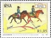 [National Stamp Day - Early 19th Century Postal Services, Typ AEJ]