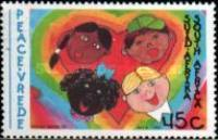 [Peace Campaign - Children's Paintings, Typ AEU]