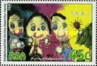 [International Year of the Family. Children's Paintings, Typ AFI]