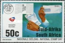 [National Stamp Day, Typ AFM]