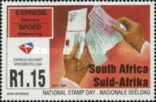 [National Stamp Day, Typ AFP]