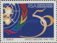 [The 50th Anniversaries of United Nations & UNESCO, Typ AGV]