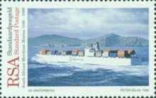 [The 50th Anniversary of South African Merchant Marine, Typ AIF]