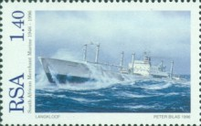 [The 50th Anniversary of South African Merchant Marine, Typ AIG]