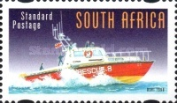 [The 30th Anniversary (1997) of National Sea Rescue Institute, Typ AMG]