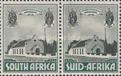 [Charity Stamps for the Voortrekker Monument - Country name in English or Afrikaans, Typ AS]