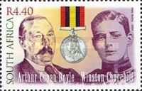 [The 100th Anniversary of the Anglo-Boer War - Authors, Typ ASH]