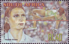 [South African Sporting Heroes, Typ AUD]