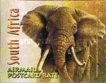 [Wildlife - The Big 5, Self-Adhesive and Imperforated on 1 or 2 Sides, Typ AUS]