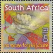 [No Excuse for Child Abuse Campaign, Typ AUY]