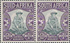[Charity Stamps for the Voortrekker Monument - Country name in English or Afrikaans, Typ AW]
