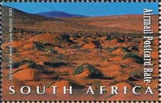 [Natural Wonders of South Africa, Typ AWA]