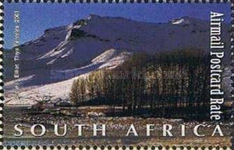 [Natural Wonders of South Africa, Typ AWB]