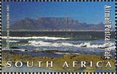 [Natural Wonders of South Africa, Typ AWC]