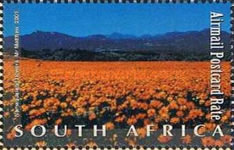 [Natural Wonders of South Africa, Typ AWF]