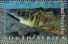 [Natural Wonders of South Africa, Typ AWG]