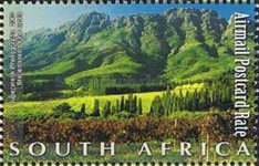 [Natural Wonders of South Africa, Typ AWH]