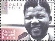 [The Many Faces of Nelson Mandela, Typ AXC]