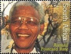 [The Many Faces of Nelson Mandela, Typ AXH]