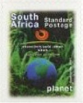 [World Summit for Sustainable Development, Johannesburg - Self-Adhesive, Typ AXM1]