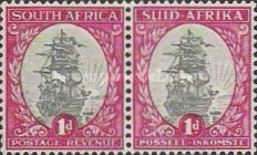 [Local Motives, Country name in English or Afrikaans - Prices are for Single Stamps, Typ BC2]
