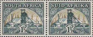 [Local Motives, Country name in English or Afrikaans - Prices are for Single Stamps, Typ BE]