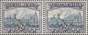 [Local Motives, Country name in English or Afrikaans - Prices are for Single Stamps, Typ BG]
