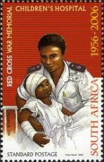 [The 50th Anniversary of the Red Cross War Memorial Children's Hospital, Typ BHM]