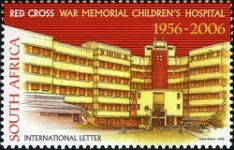 [The 50th Anniversary of the Red Cross War Memorial Children's Hospital, Typ BHN]