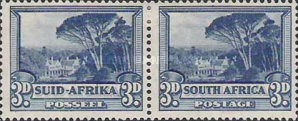 [Local Motives, Country name in English or Afrikaans - Prices are for Single Stamps, Typ BI]