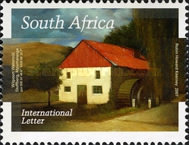 [Mills of South Africa, Typ BJU]