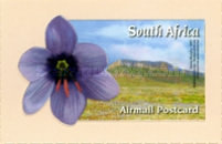 [Airmail - Flowers - Self-Adhesive Stamps, Typ BKZ]