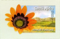 [Airmail - Flowers - Self-Adhesive Stamps, Typ BLE]