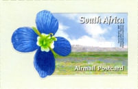 [Airmail - Flowers - Self-Adhesive Stamps, Typ BLG]