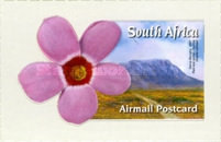 [Airmail - Flowers - Self-Adhesive Stamps, Typ BLH]