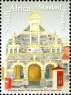 [World Post Day - Old Post Office Buildings, Typ BLP]