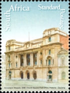 [World Post Day - Old Post Office Buildings, Typ BLS]