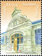 [World Post Day - Old Post Office Buildings, Typ BLT]