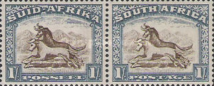 [Local Motives, Country name in English or Afrikaans - Prices are for Single Stamps, Typ BM]
