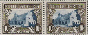 [Local Motives, Country name in English or Afrikaans - Prices are for Single Stamps, Typ BP1]
