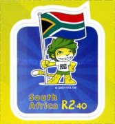 [Football World Cup - South Africa. Self Adhesive Stamps, Typ BQO]