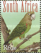 [South African Forest Birds, Typ BVB]