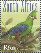 [South African Forest Birds, Typ BVC]