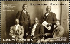 [The 100th Anniversary of the ANC - African National Congress, Typ BWR]